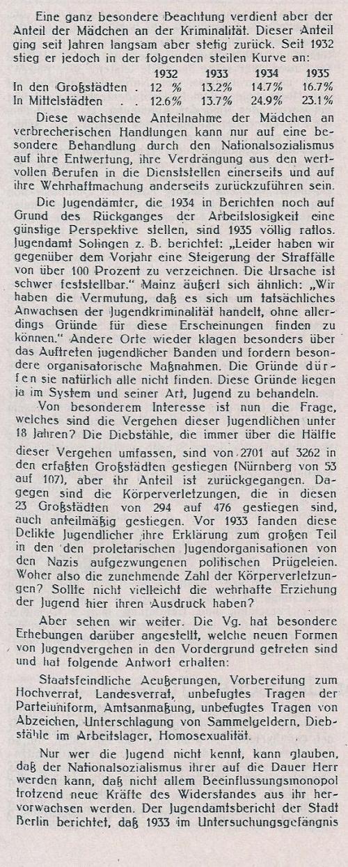 Kriminalistik der deutschen Jugend 1935 T 2