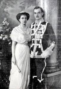 Hochzeit im deutschen Kaiserhaus 1923