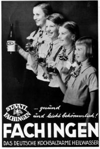 Staatlich Fachingen 1933