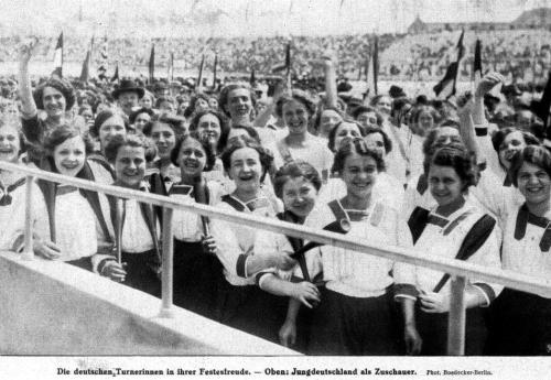 Deutsche Turnerinnen 1913