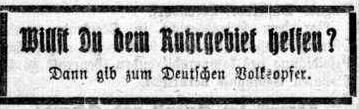 Deutsches Volksopfer