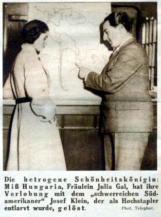 Fräulein Julia Gal