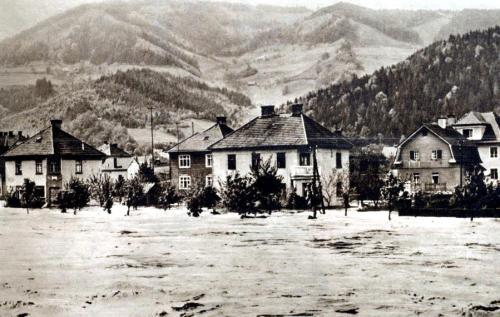 Hochwasserkatastrophe in der Steiermark