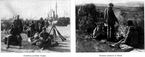 Ausbruch des dritten Balkankrieges