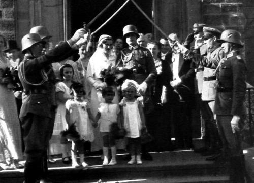 Hochzeit 1933