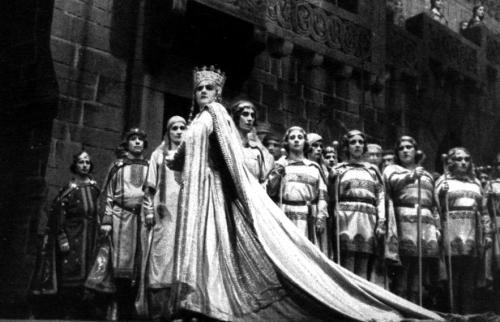 Lohengrin in der Mailänder Scala 1933