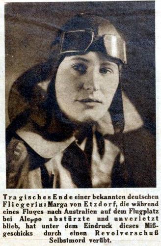 Marga von Etzdorf