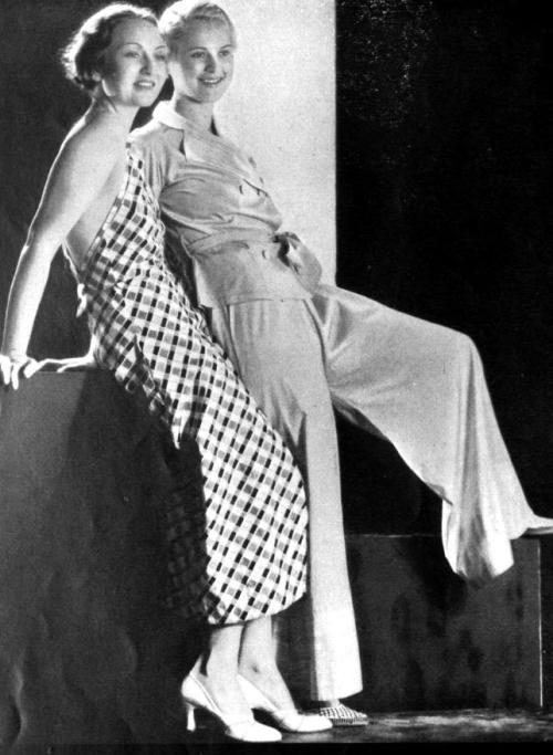 Strandmode 1933