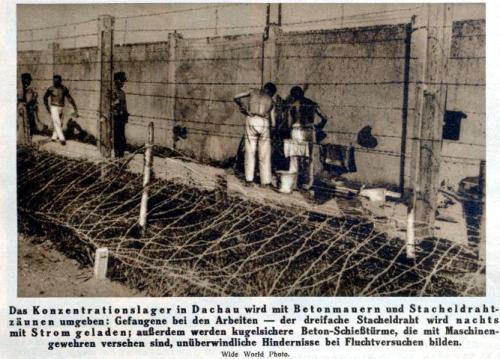 Konzentrationslager Dachau 1933