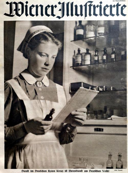 Im Dienst des Deutschen Roten Kreuzes
