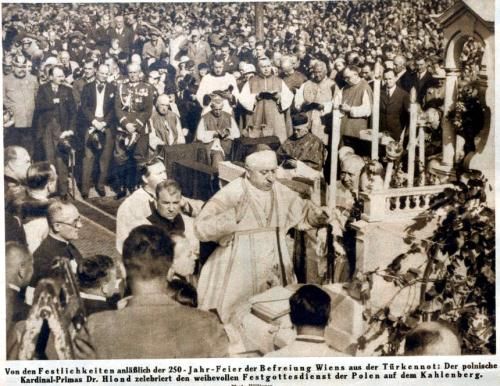Türkenbefreiungsfeier 12 September 1933