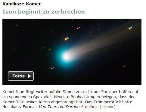 Kamikaze Komet