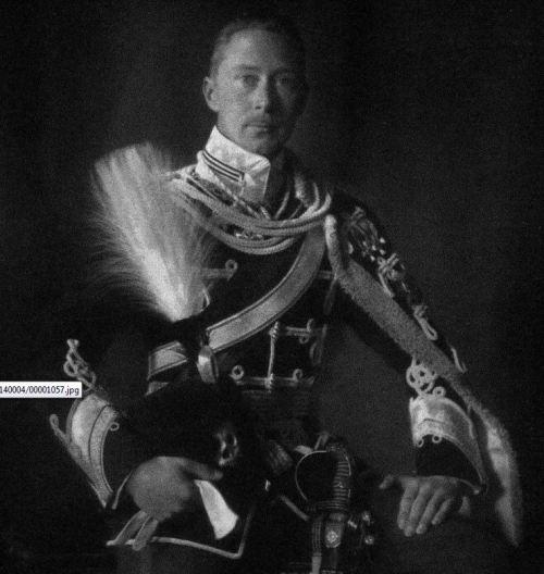 Kronprinz Wilhelm 1914