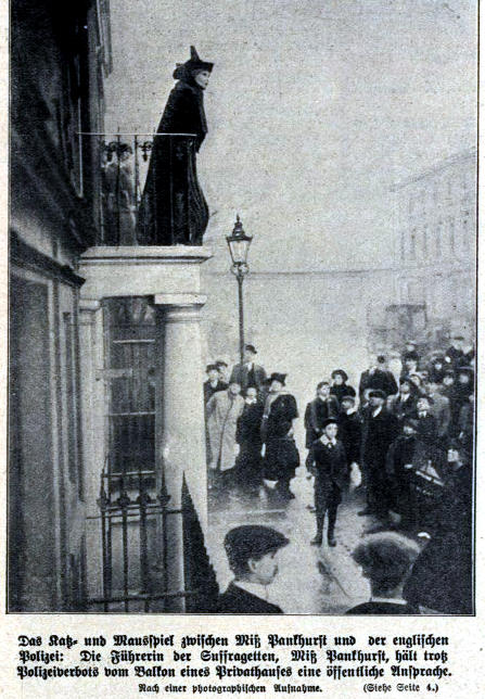 Miss Pankhurst