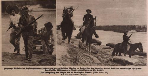 Mexiko 1914