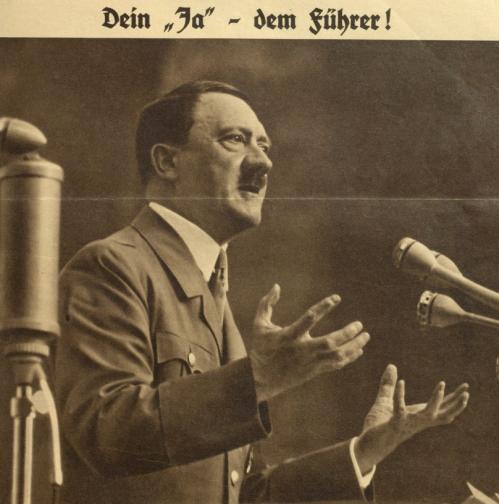 Dein Ja dem Führer