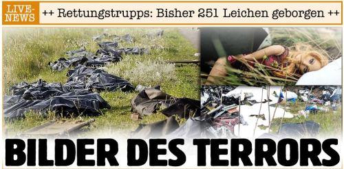 Bilder des Terrors
