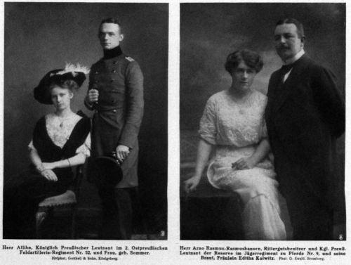 Menschen 1914
