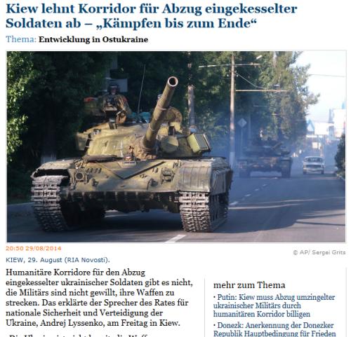 Poroschenko kämpft bis zum Ende