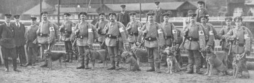deutsche Sanitäter Erster Weltkrieg