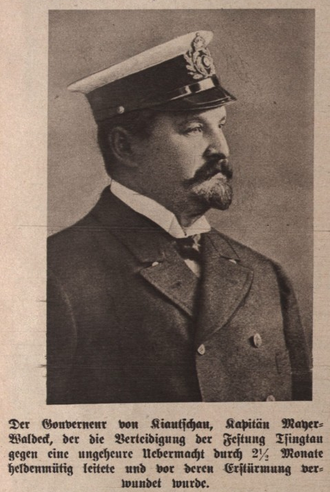 Kapitän Mayer Waldeck