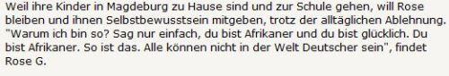 Nicht alle können Deutsche sein 2