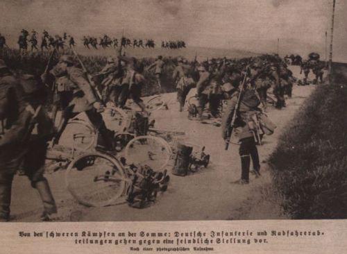 An der Somme 1916