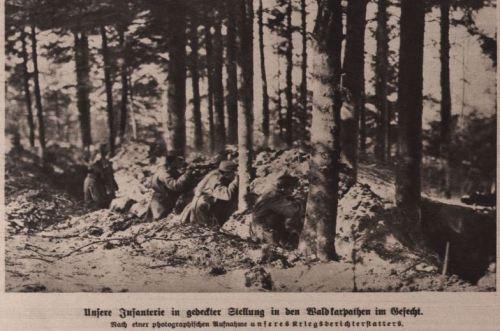 Karpaten 1915