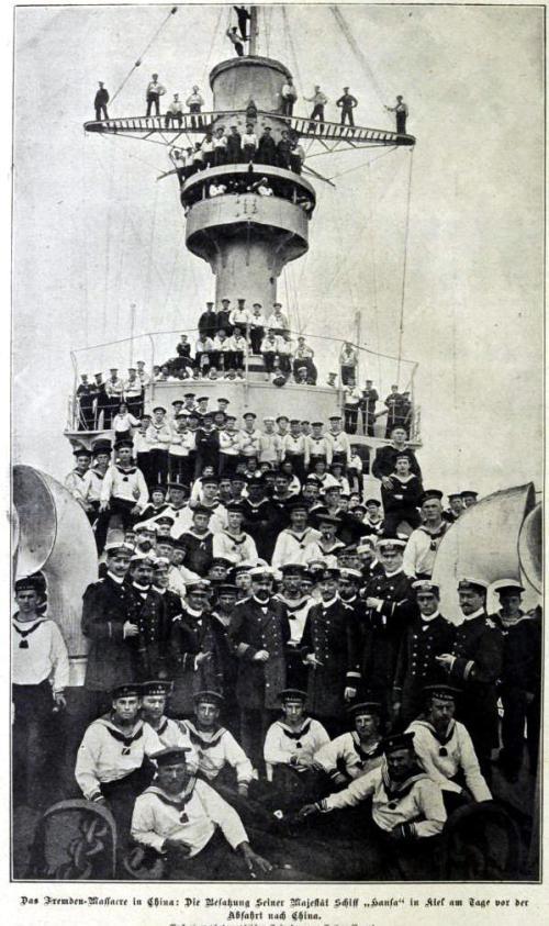 SMS Hansa 1910