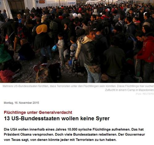 Keine Syrer