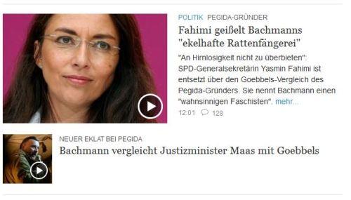 Maas ist nicht Goebbels