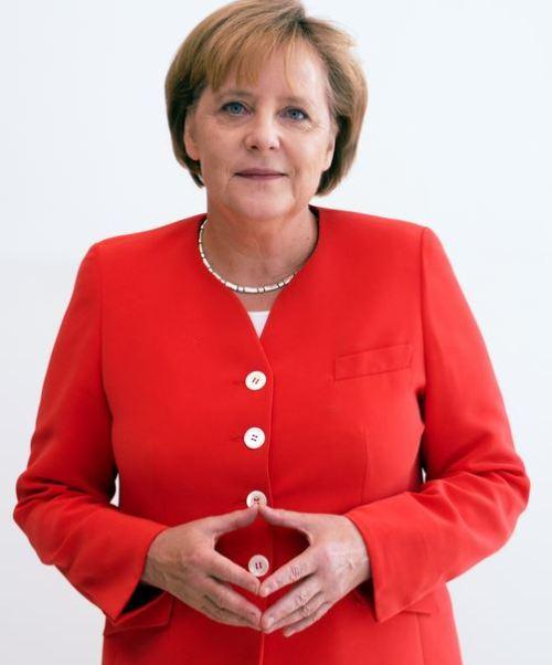 Merkel hat keine Hoden