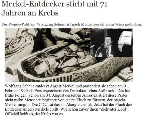 Merkel Entdecker