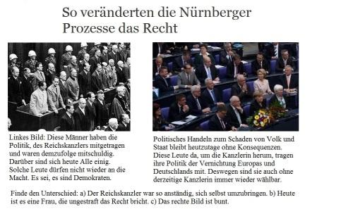 So veränderten die Nürnberger Prozesse das Recht
