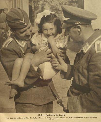 Unsere Soldaten in Polen