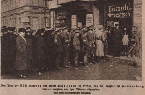 1919 Reichstagswahlen