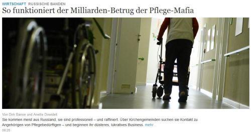 So macht Putin Deutschland kaputt