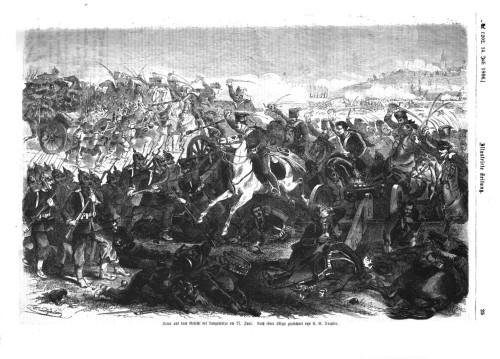 Gefecht bei Langensalza